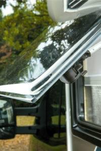 Baie seitz pour Vans et Camping-car